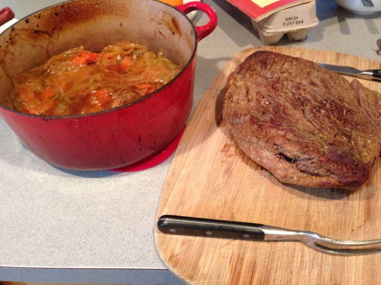 Brisket, best brisket, passover brisket, Jewish holidays dinner, beef brisket, pot roast