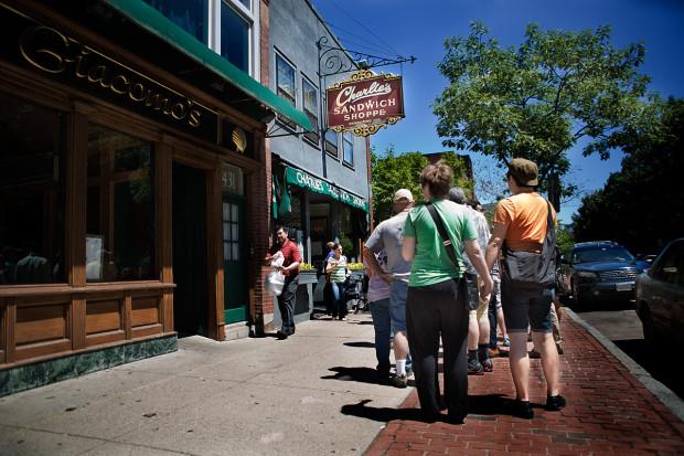 Charlie's Sandwich Shoppe,