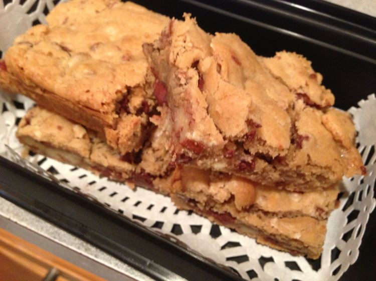 Blondies, Brownies, Perfect Sheet Pan Recipe, Bake Sale Ideas, Robert Deutsch Bakes