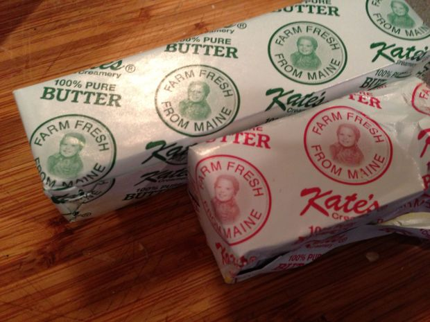 Kate's Unsalted and Salted Butter