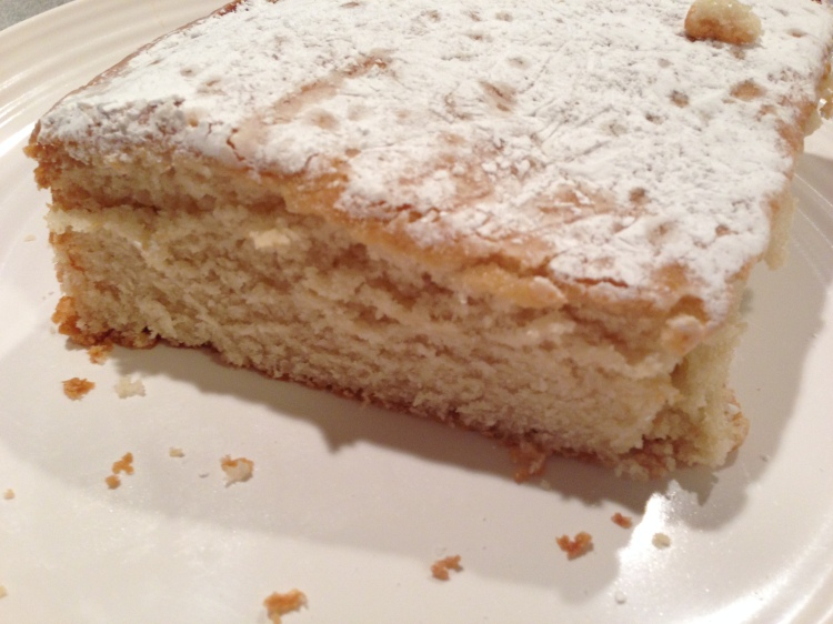 sugar cake, perfect cake, father's day dessert, robert deutsch cake, simple dessert, perfect easy dessert, egg whites