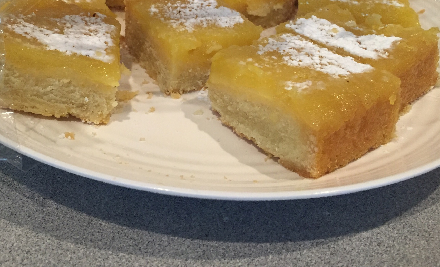 Lemon Bar, Lemon Bar Recipe